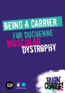 being a carrier for duchenne muscular dystrophy