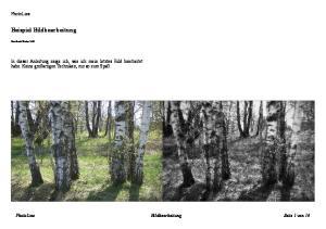 Beispiel Bildbearbeitung