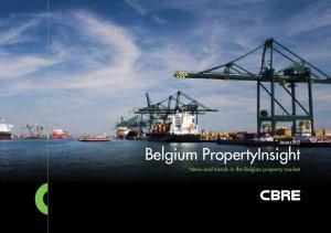 Belgium PropertyInsight