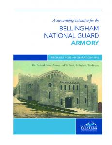 BELLINGHAM NATIONAL GUARD ARMORY