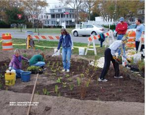 Belmar Community Rain Garden Belmar, Monmouth County, NJ