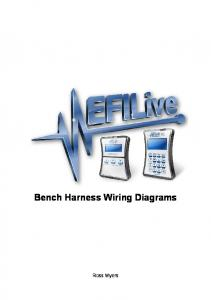 Bench Harness Wiring Diagrams