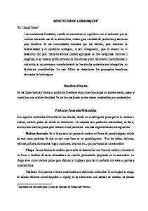 BENEFICIOS DE LOS BOSQUES 1