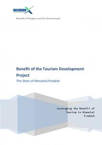 Benefit of the Tourism Development Project
