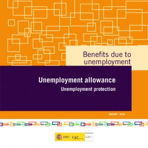 Benefits due to unemployment. Unemployment allowance. Unemployment protection