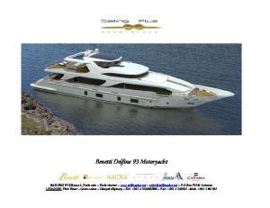 Benetti Delfino 93 Motoryacht