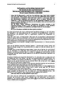 Bennewitz: Der Kampf um das Frauenstimmrecht 1