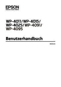 Benutzerhandbuch NPD DE