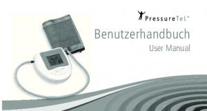 Benutzerhandbuch. User Manual