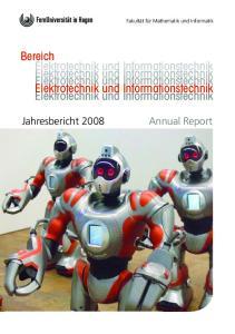 Bereich Elektrotechnik und Informationstechnik Elektrotechnik und Informationstechnik Elektrotechnik und Informationstechnik
