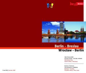 Berlin Breslau Wroclaw Berlin