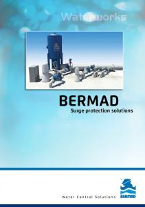 BERMAD Surge protection solutions