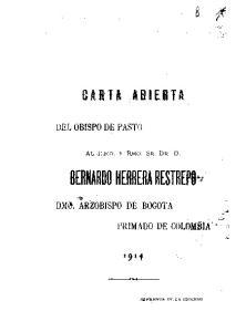 BERNARDO HERRERA R[STRE