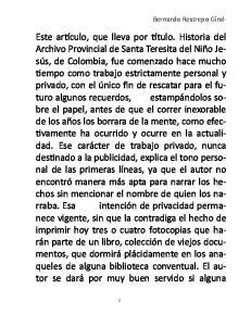 Bernardo Restrepo Giral-