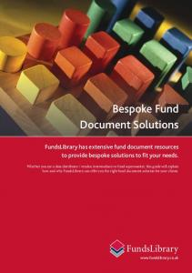 Bespoke Fund Document Solutions