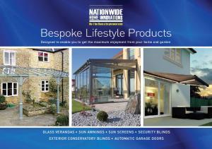 Bespoke Lifestyle Products