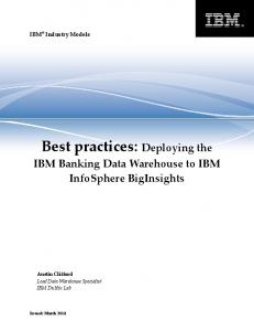 Best practices: Deploying the