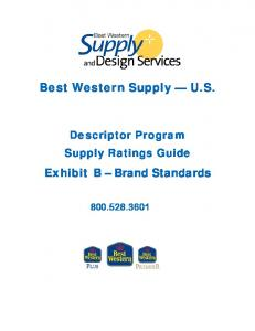 Best Western Supply U.S