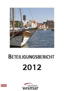 BETEILIGUNGSBERICHT 2012
