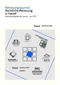 Betreuungsjournal Rechtliche Betreuung in Kassel