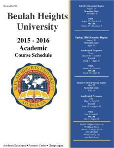 Beulah Heights University