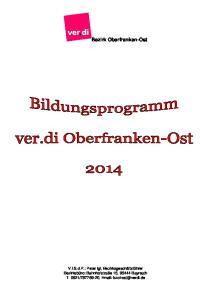 Bezirk Oberfranken-Ost