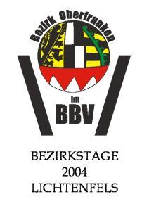 BEZIRKSTAGE 2004 LICHTENFELS