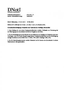 BGB 2217; GBO 19, 22 Abs. 1, 35 Abs. 1 und 2, 51; KostO 107a. Grundbuchberichtigung: Erbschein zum Nachweis der Erbfolge erforderlich