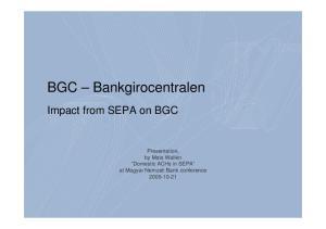 BGC Bankgirocentralen