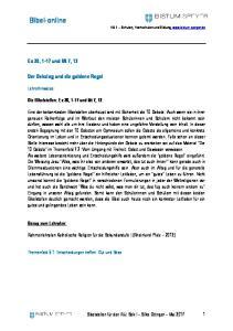 Bibel-online HA II Schulen, Hochschulen und Bildung,