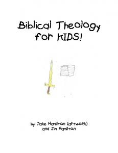 Biblical Theology for KIDS!