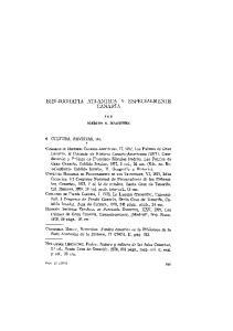 BIBLIOGRAFIA ATLANTICA Y ESPECIALMENTE CANARIA