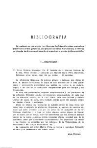 BIBLIOGRAFIA L EDICIONES