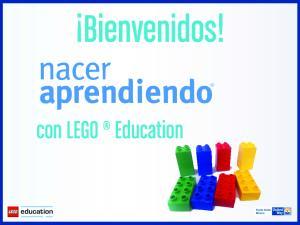 Bienvenidos! con LEGO Education