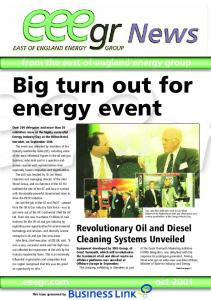 Big turn out for energy event