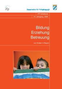 Bildung Erziehung Betreuung