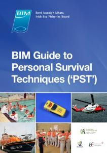 BIM Guide to Personal Survival Techniques ( PST )