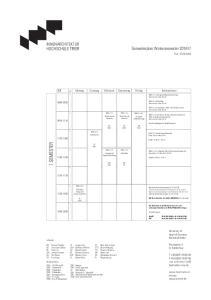 BINA Darstellen und Gestalten R203. BINA Konstruieren l R203 BINA Analoge und Digitale Darstellung SN 2