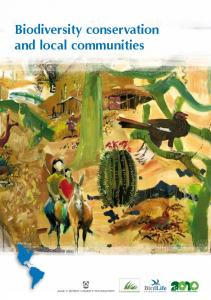 Biodiversity conservation and local communities