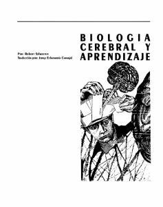 BIOLOGIA CEREBRAL Y APRENDIZAJE