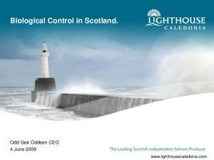 Biological Control in Scotland