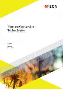Biomass Conversion Technologies