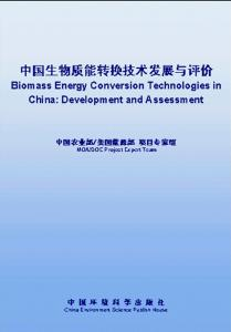 Biomass Energy Conversion Technologies in China: Development and Assessment