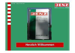Biomass - energy for the future. Herzlich Willkommen