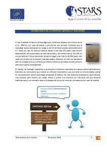 BIOMECÁNICA DE LA MARCHA, MOCHILA Y BASTONES