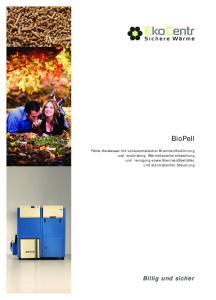 BioPell. Billig und sicher