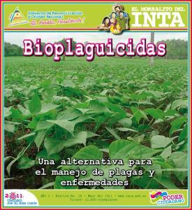 Bioplaguicidas Una alternativa para el manejo de plagas y enfermedades