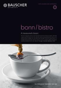 bistro A treasured classic