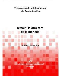 Bitcoin: la otra cara de la moneda