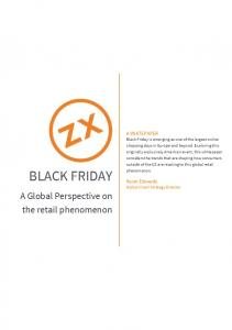 BLACK FRIDAY. A Global Perspective on the retail phenomenon